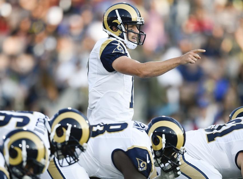 Case Closed,Case Keenum LA Rams Quarterback