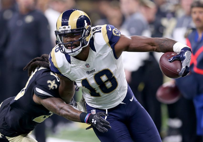 Rams Jerseys Top Five Uniform Combinations For Los Angeles
