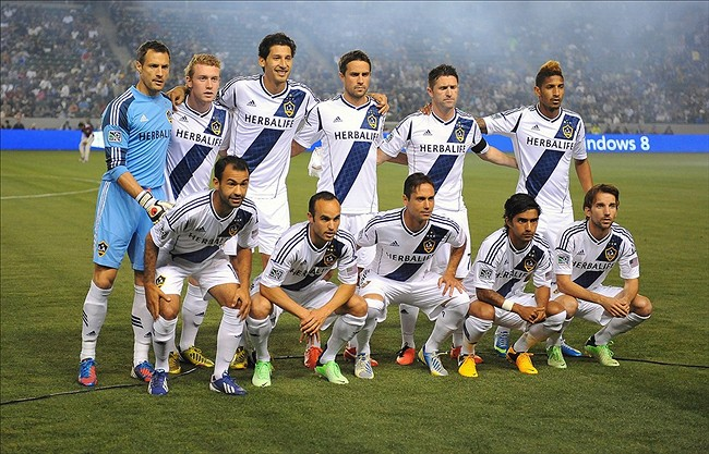 c41303ae9 Los Angeles Galaxy  Defending MLS Champs Off To A Good Start In 2013