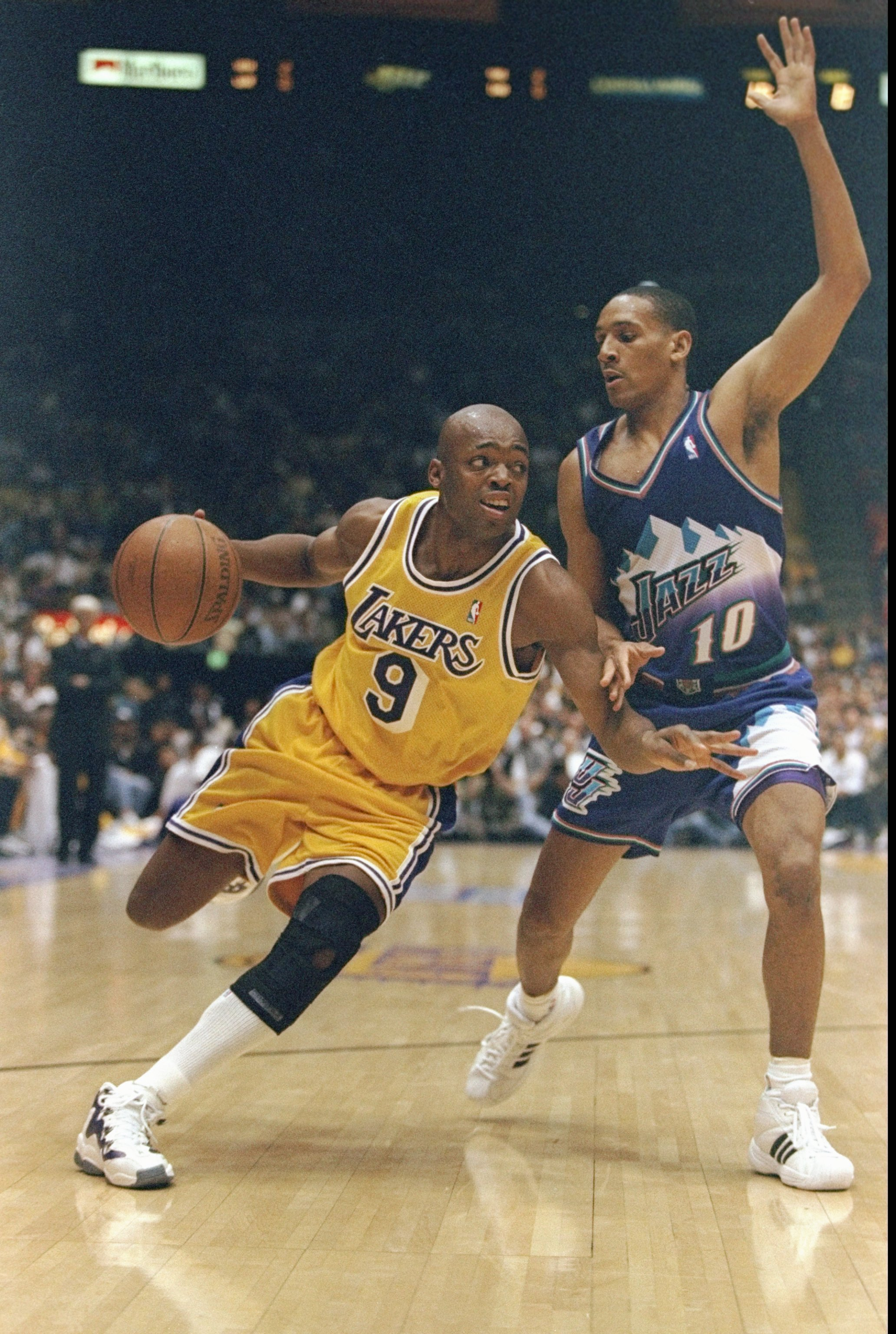 Los Angeles Lakers Biggest enemies of the 1990s Page 6