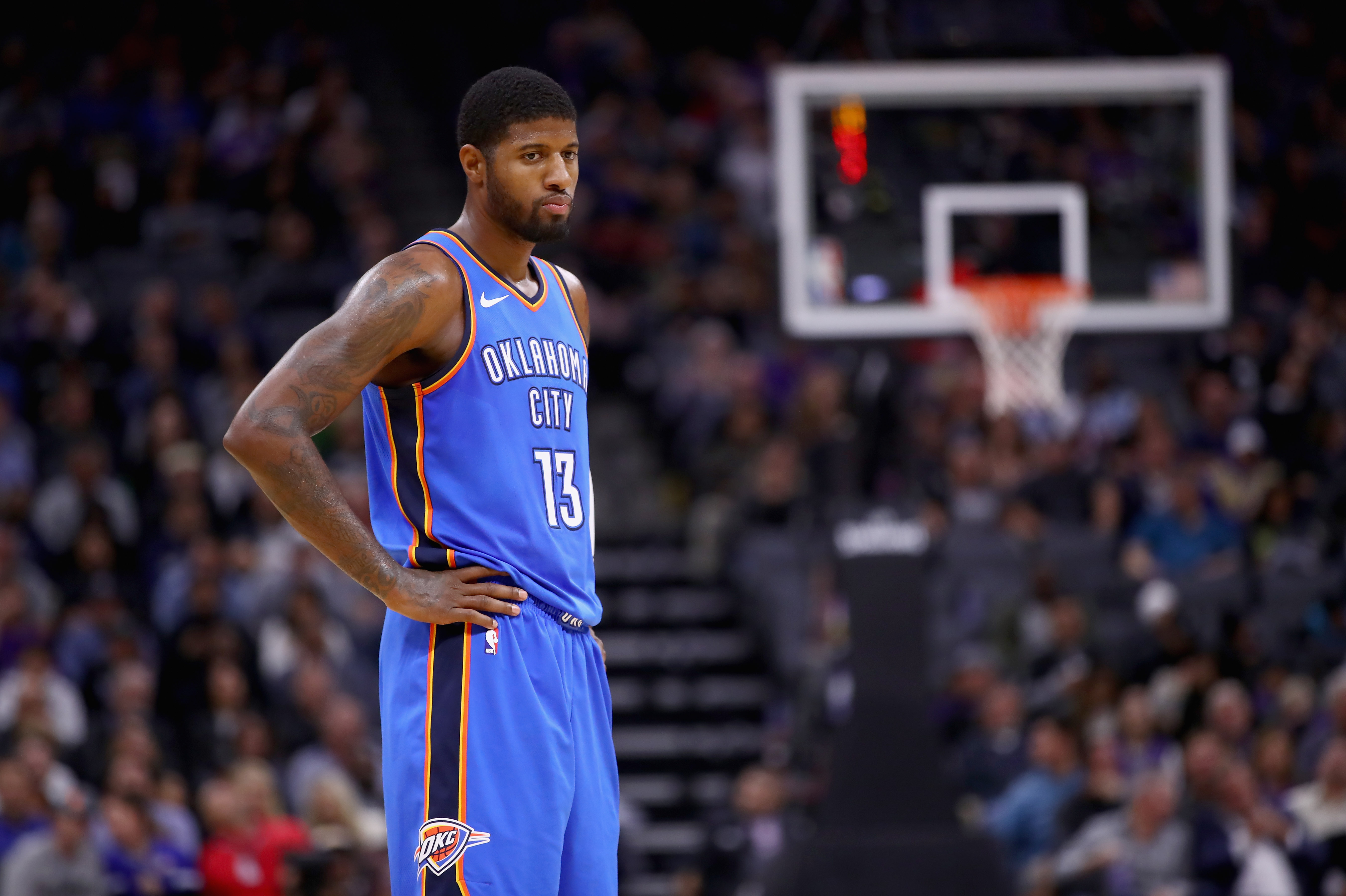 Oklahoma City Thunder vs Indiana Pacers: Lineups, preview & prediction 12/13/17