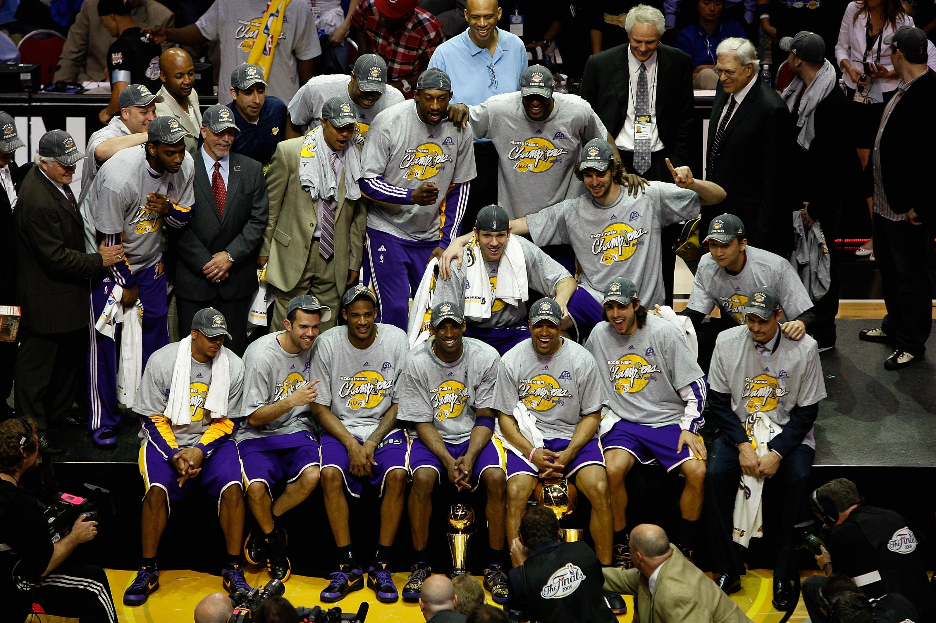 Los Angeles Lakers: A look back at the 2009 NBA Finals