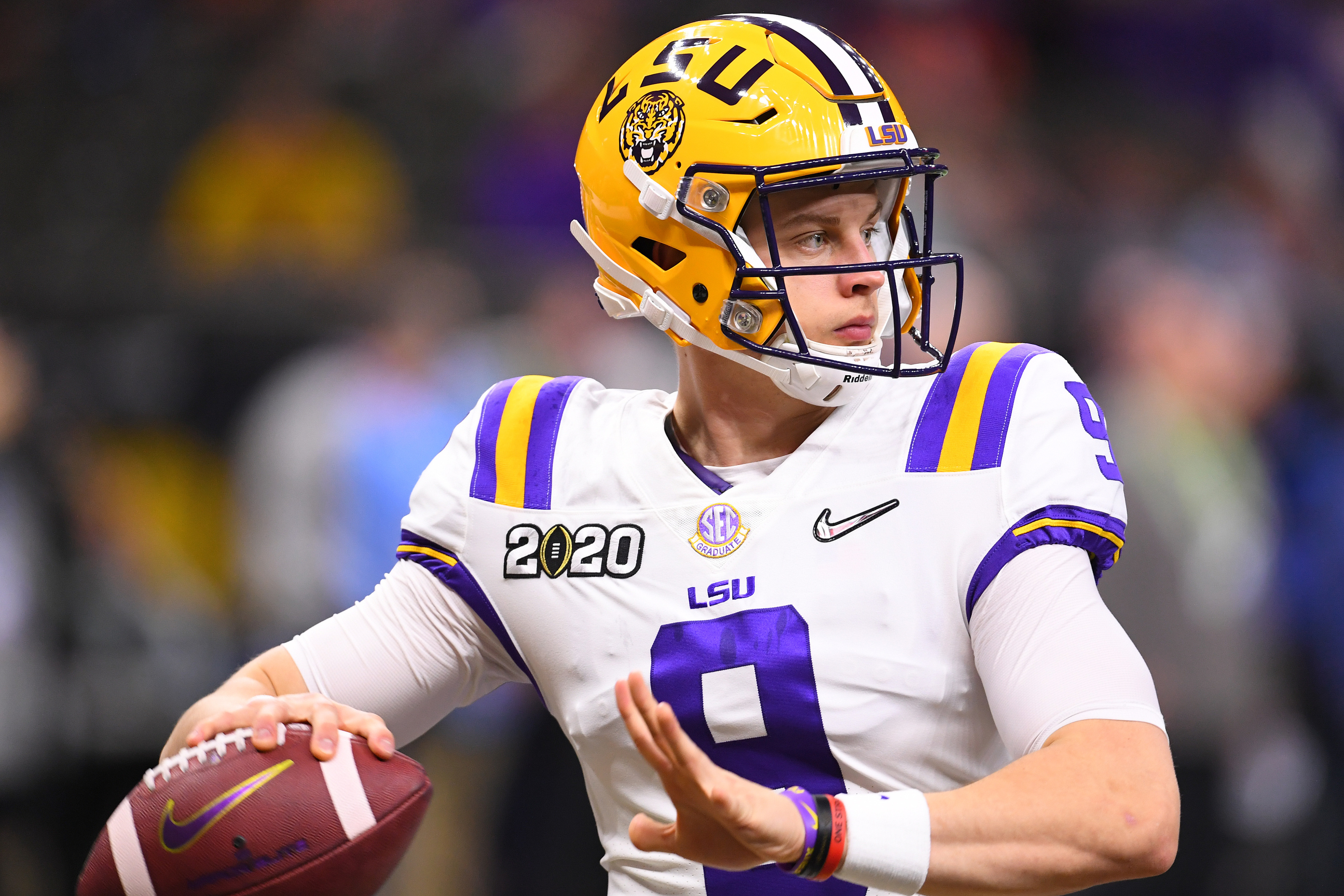 The Los Angeles Chargers would be the perfect home for Joe Burrow