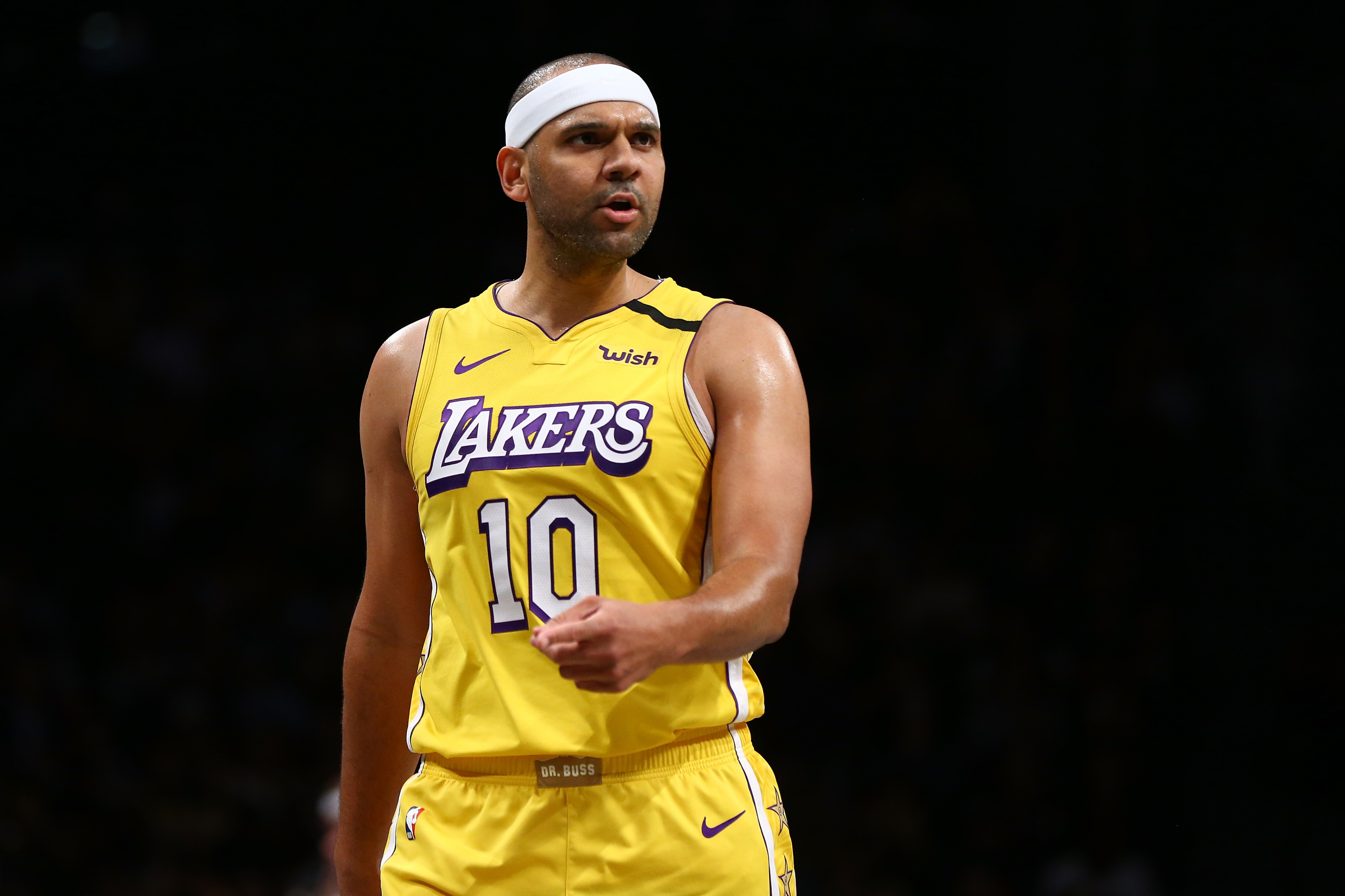 Los Angeles Lakers Player Spotlight: Jared Dudley