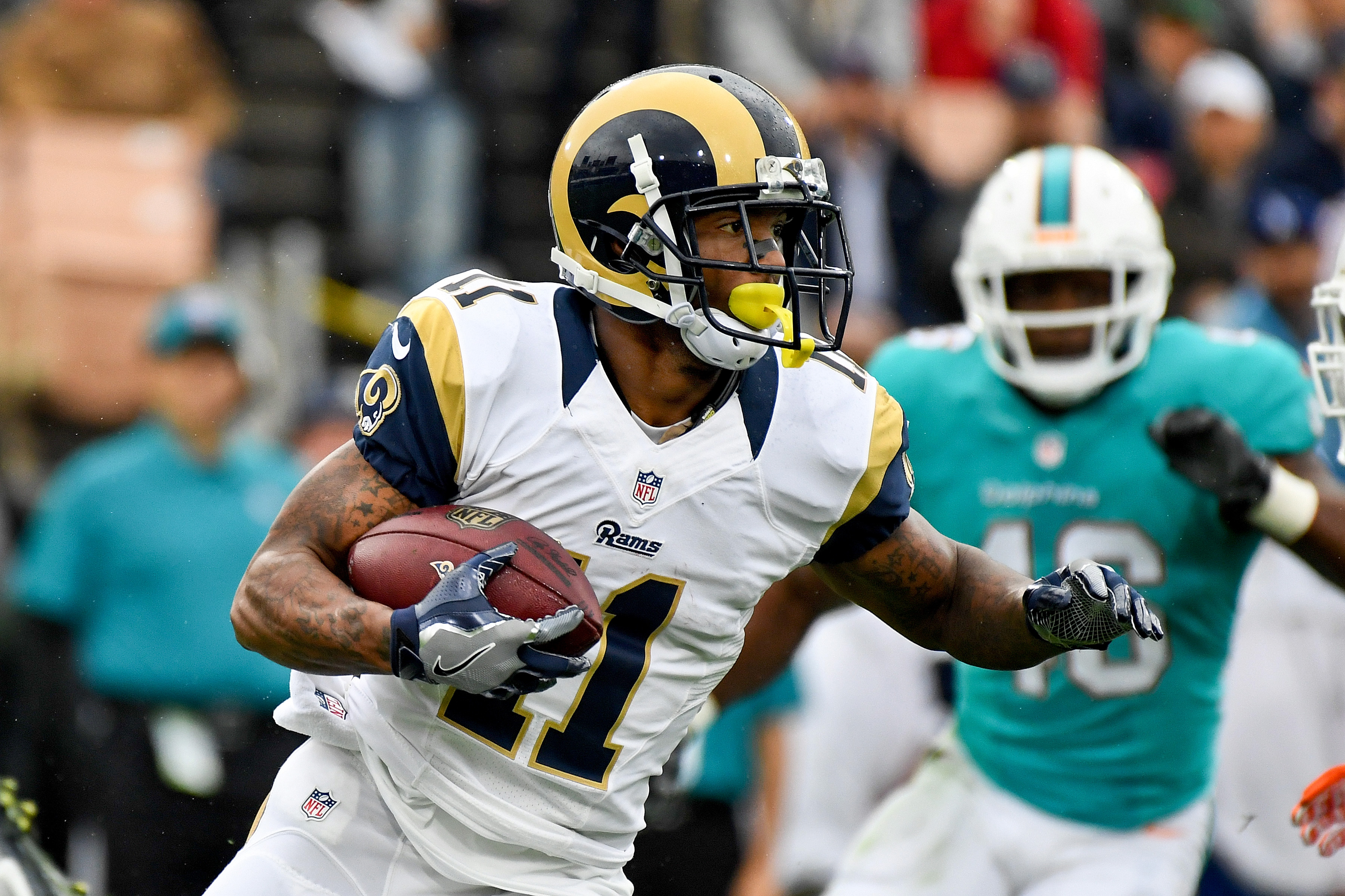 Tavon Austin believes he's worth the money