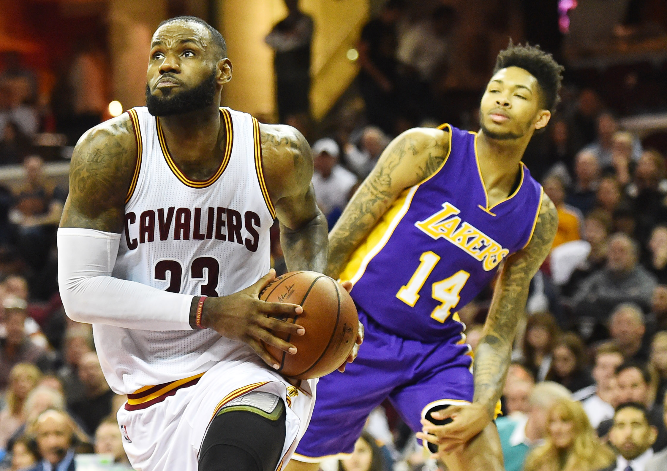 Lakers Rumors Would Lebron Bring Any Rings To The Lakers