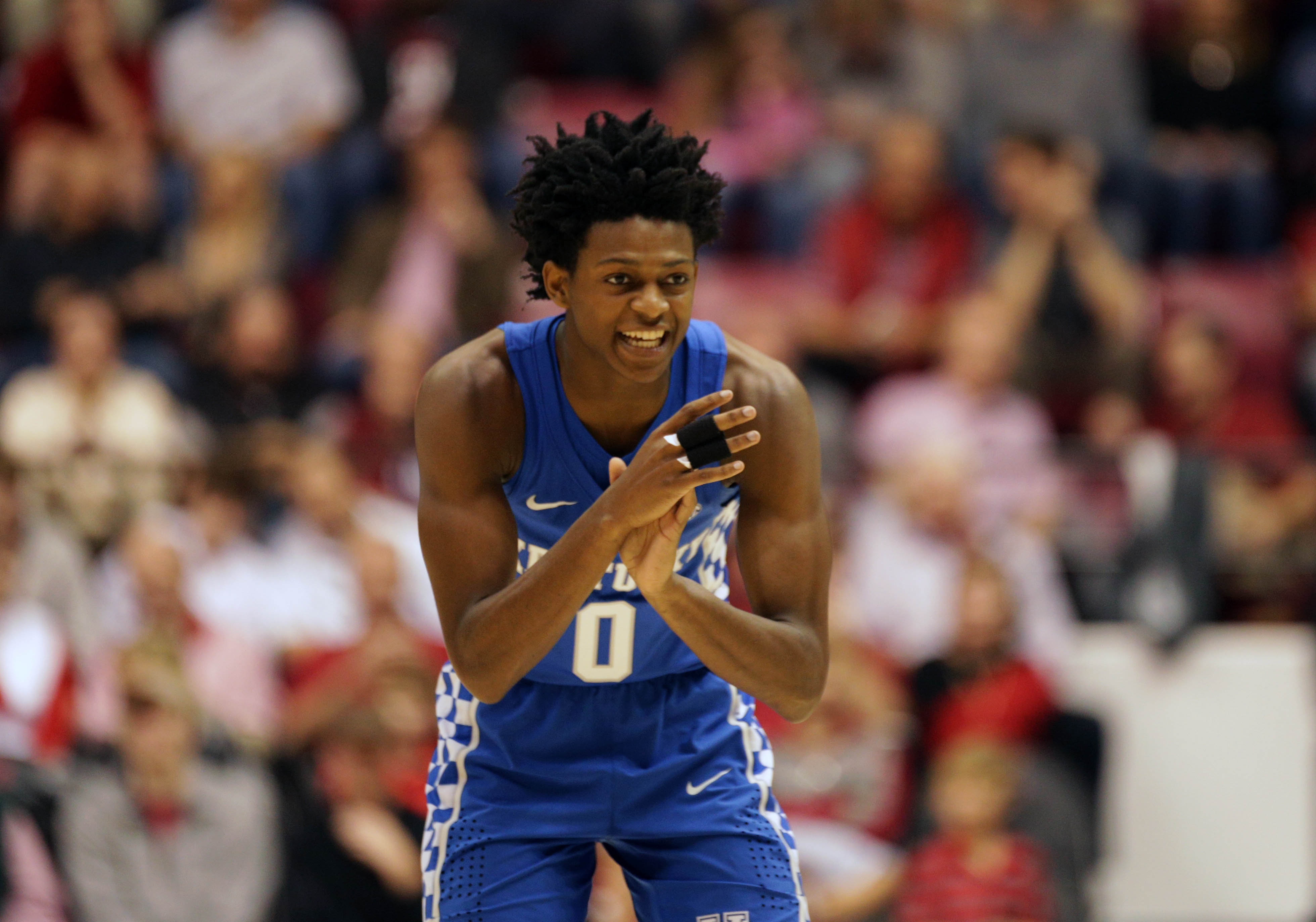 Malik Monk And De Aaron Fox Usa Today All Americans: Lakers Rumors: Ranking Who Is Most Likely To Get Drafted